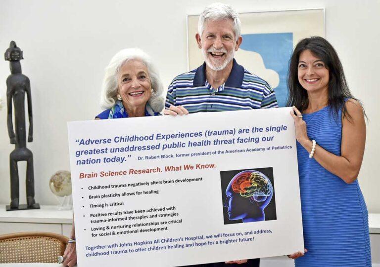 Herald Tribune: All Star Children's Foundation Makes a Bright Beginning